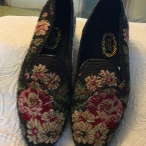 Shoes - The Lark Spur collection floral design 7